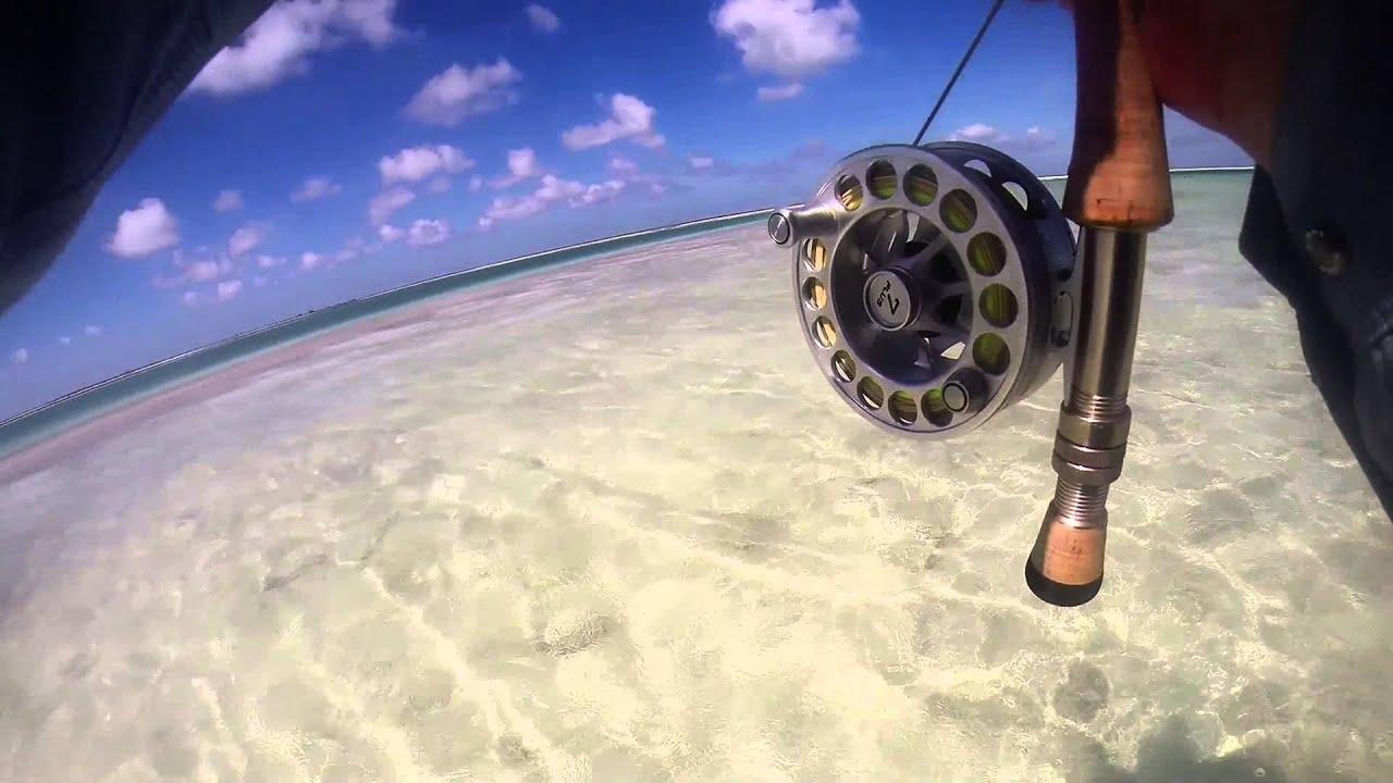 Christmas Island Epic Fly Fishing 2015 - YouTube