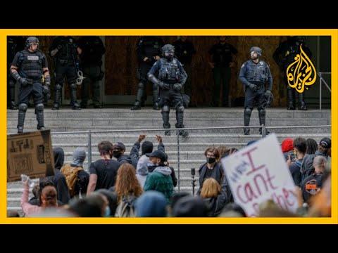 ???? مراسلا الجزيرة في واشنطن ومينيابوليس ينقلان آخر تطورات الاحتجاجات المطالبة بالعدالة لجورج فلويد  - نشر قبل 1 ساعة