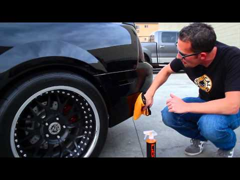 Chemical Guys Hybrid V7 Optical Spray Sealant - Black Car Care Protection Paint Mustang Cobra