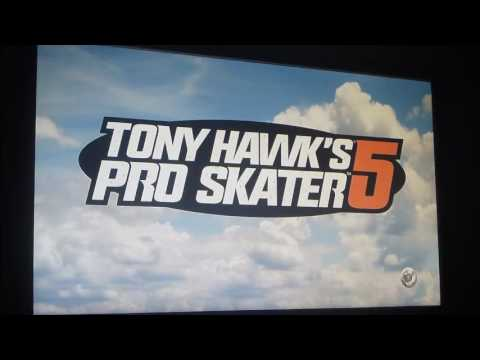 Tony Hawk%27s Pro Skater 5   PS3   First Impressions