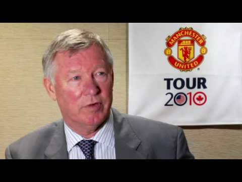 Sir Alex Ferguson talks US Soccer