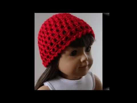 Its Sew Ewe Designs Crochet Hat Pattern For American Girl Dolls