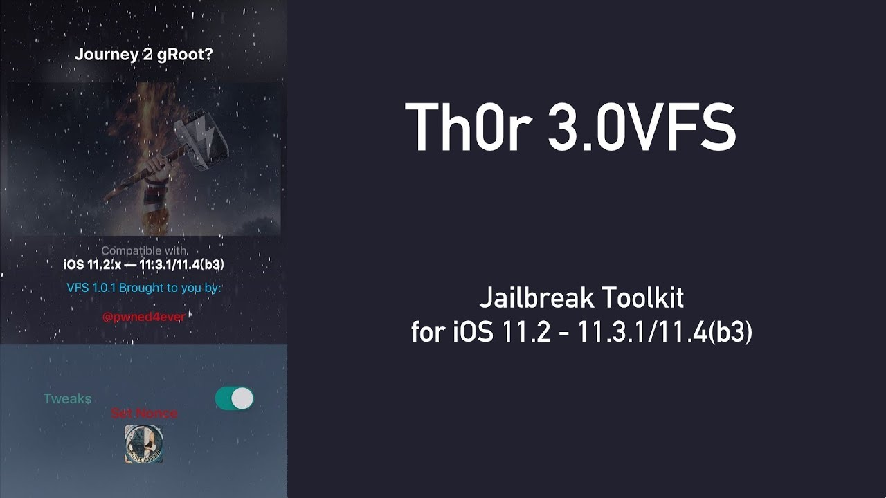 th0r jailbreak download