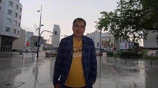 Саакашвили ответил Гордону на вопрос о его возвращении в Украину