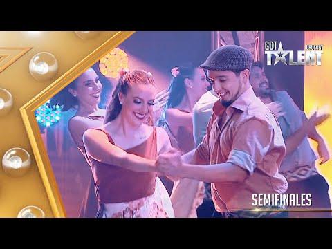VIVA EL FOLKLORE! Los bailes tradicionales brillaron con fuerza