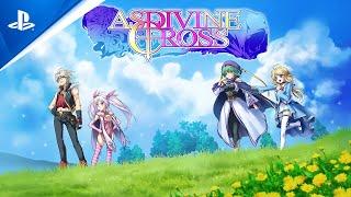 Asdivine Cross - Official Trailer | PS4