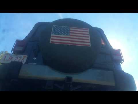 best sounding jeep wrangler jk glasspack