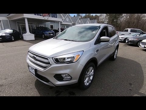 2019 Ford Escape Niantic, New London, Old Saybrook, Norwich, Middletown, CT 19ES86