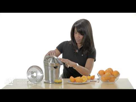 Breville 800-CPXL Die Cast Citrus Press - Breville at Abt Electronics