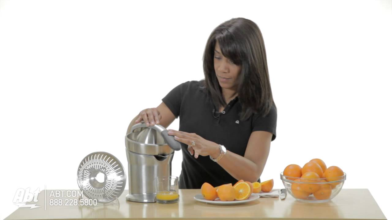 Breville Citrus Press Pro Citrus Press