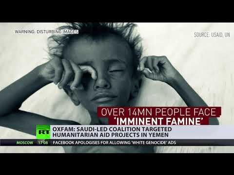 Saudi-led Yemen Strikes Destroy UK Aid With British Bombs – Oxfam Slams London's 'incoherent' Policy