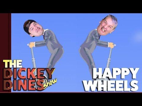 Happy Wheels - 1000 ways to die!!!!