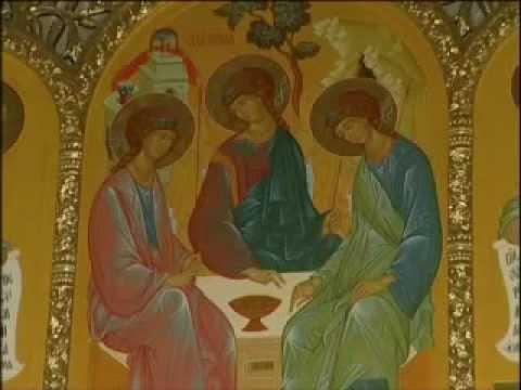 Утренние молитвы (Russian orthodox morning prayers).flv