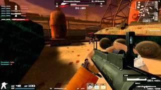 Combat Arms | Quarantine Regen | Montage | _Delta_N00b_ #11