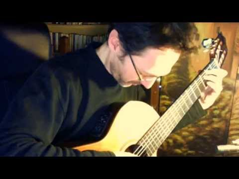 MICHELLE (BEATLES) JAZZ BOSSA AND COVER for CLASSICAL GuitaR