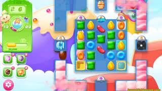 Candy Crush Jelly Saga Level 1478 (3 stars, No boosters)