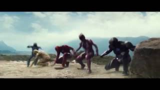 Power Rangers (2017) Original Intro song
