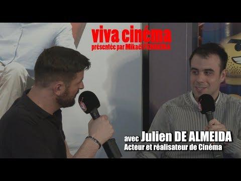 Viva Cinéma avec Julien DE ALMEIDA
