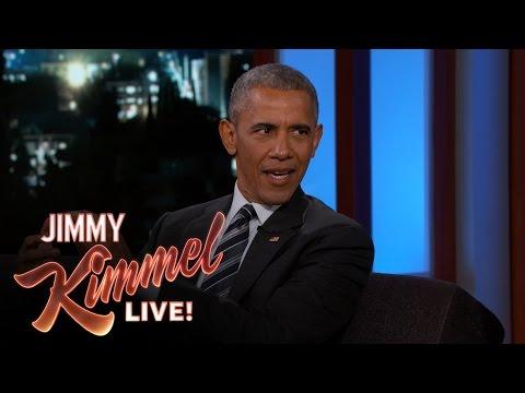 President Obama's Daughter Taught Him Snapchat