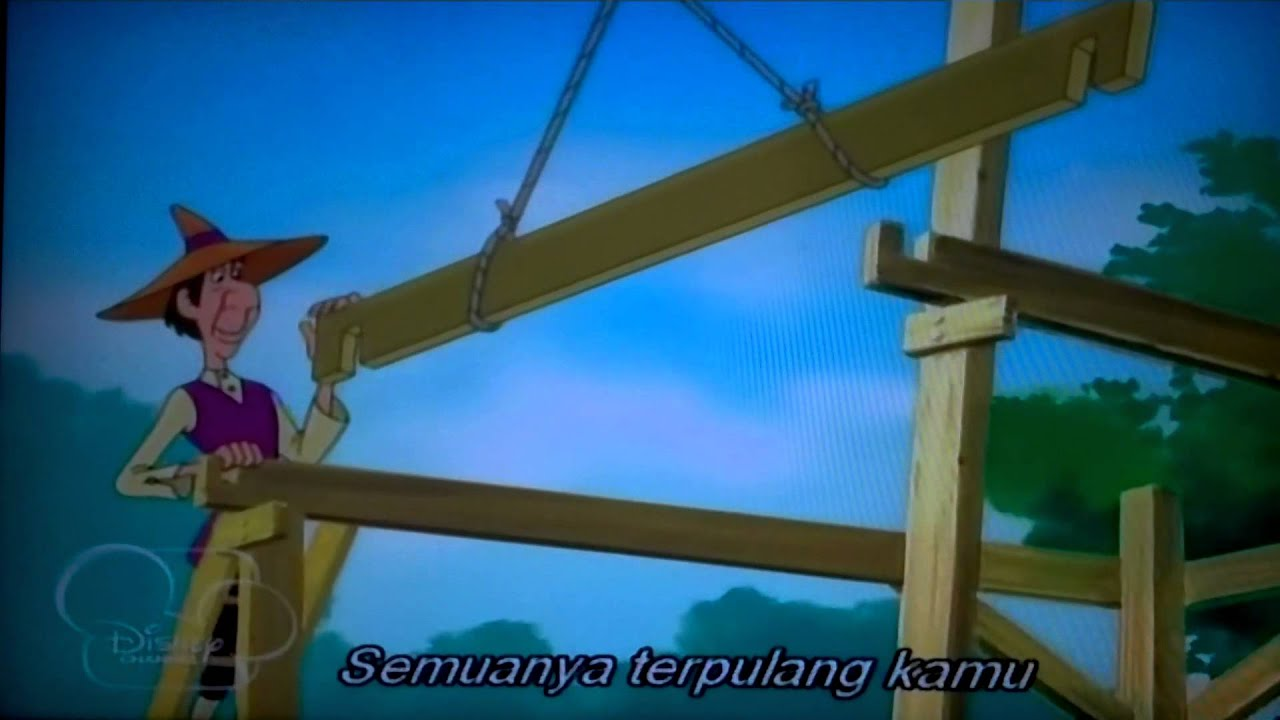 Download Cinderella 2: Dreams Come True -- The World Is Looking up to You (Malay)
