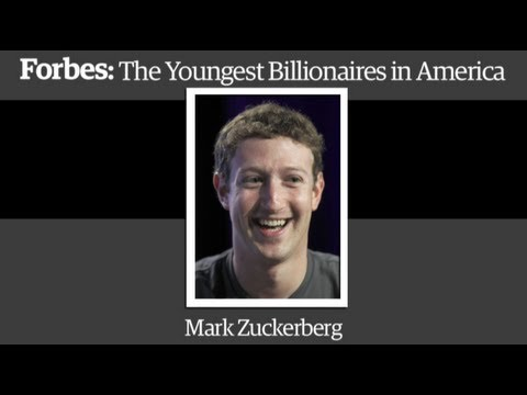 Forbes 400: America's Youngest Billionaires