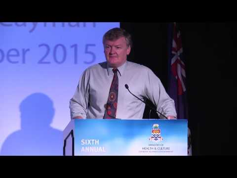 Cayman Islands Healthcare Conference SAT, 31 OCTOBER 2015 Dr Jim Cleary