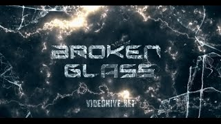 Broken Glass Trailer (Videohive After Effects Template)