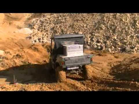 Yamaha rhino 660 kiesgrube youtube for Yamaha grizzly 660 tracks