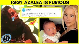 Iggy Azalea Raising Her Son Alone & You Won't Believe Why