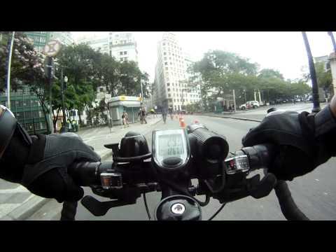 Bike - Paulista Avenue to São Paulo Downtown