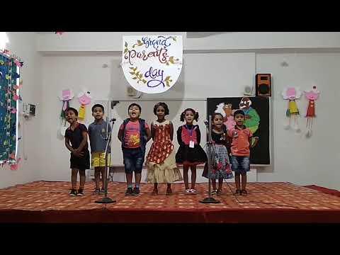 Grandparents Day Celebration at Excellia School 2018