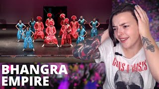 Bhangra Empire @ Warrior Bhangra 2014 | REACTION! | Indi Rossi