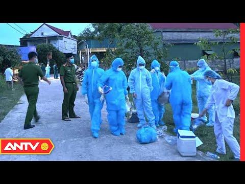 Hà Tĩnh thông báo khẩn tìm người đến các địa điểm liên quan đến ca mắc Covid-19 | ANTV