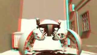 3D stereo roboCe