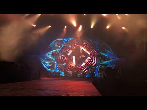 Rude (Remix) - Zedd (Live at Breakaway Music Fest 2017: Charlotte - 10/14/17)