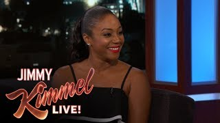 Tiffany Haddish on New Movie Girls Trip