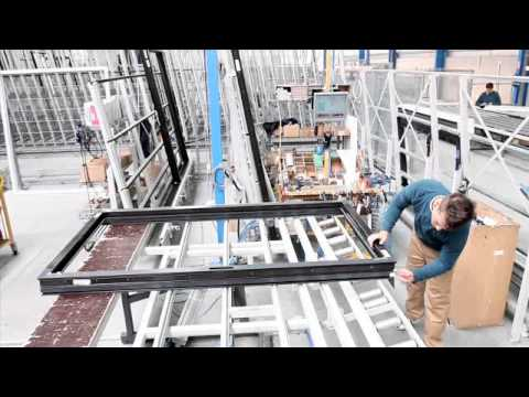 Teccarsa f brica de ventanas de pvc mov youtube - Precios ventanas pvc climalit ...