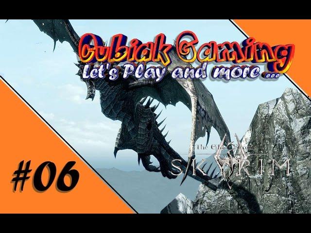 5 UHR TEE MIT DEM DRACHEN ★ Let's Play The Elder Scrolls V: Skyrim Remastered #06