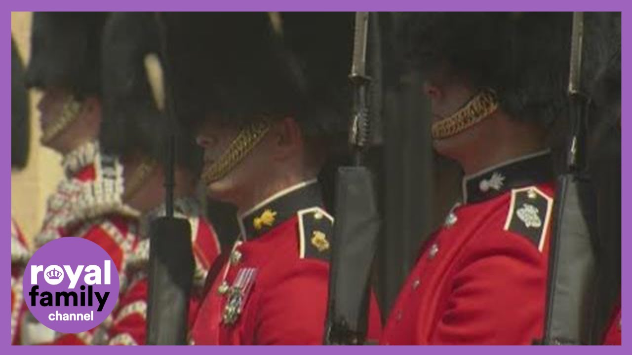 Changing of the Guard Returns to Windsor Castle