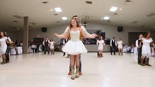 Felicity's Quince Surprise Dance  Baile Sorpresa