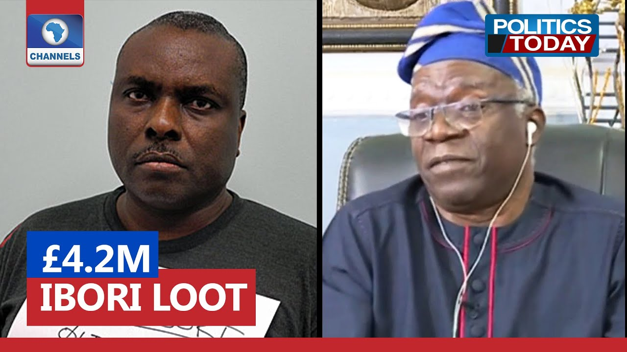 Download Recovered £4.2m Ibori Loot Belongs To Delta State Not FG - Falana