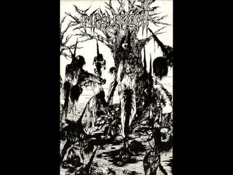 Impalement - Evil prayer of the ancient lords