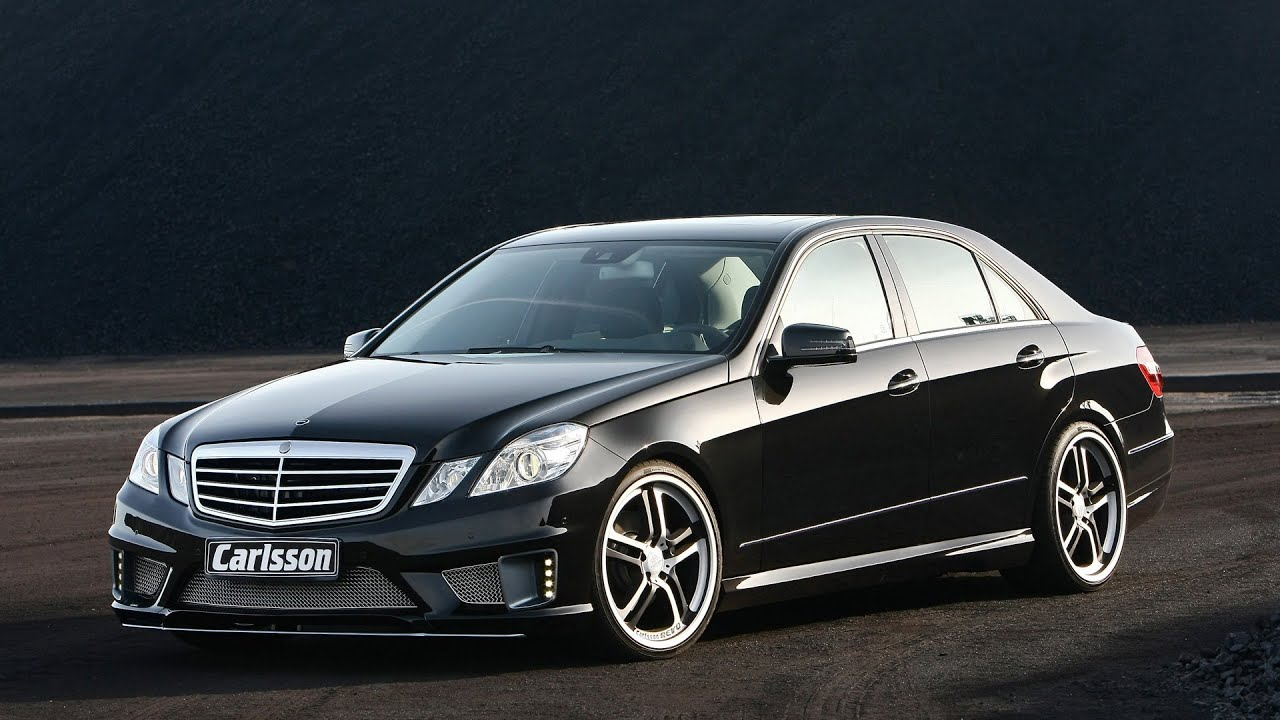 Mercedes Benz E Class W212 2009 2012 Youtube