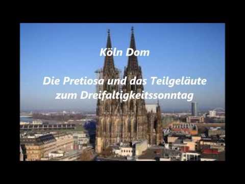Kölner Dom-Teilgeläute auf g°