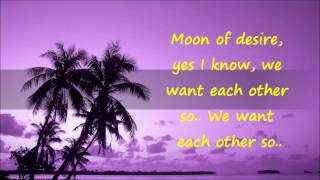 Moon of Desire Lyrics (Moon of Desire OST) by Morissette Amon