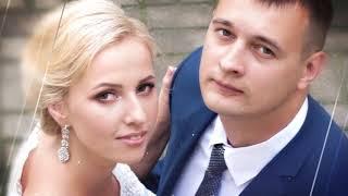 Свадебное слайд-шоу Пинск Саша+Света