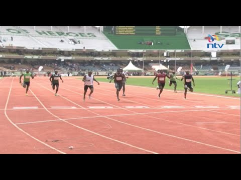Team to rep Kenya at the Africa athletics tourney selected from National athletics championship