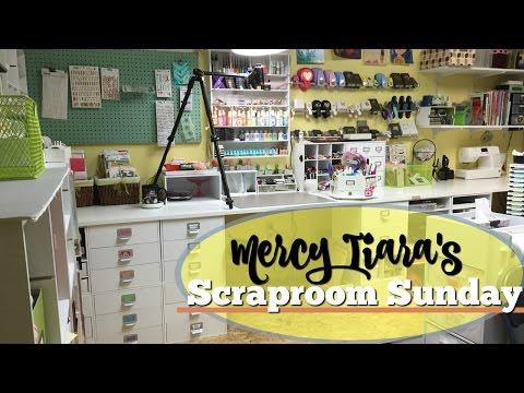 Epic Overall Scraproom Tour
