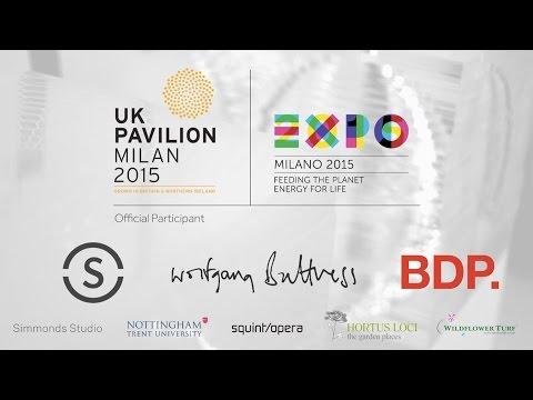 Milan Expo 2015 - UK Pavilion | BDP.