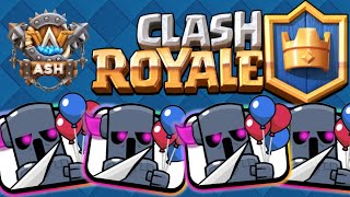 HAPPY BIRTHDAY CLASH ROYALE! 10,000 FREE PEKKA EMOTES!